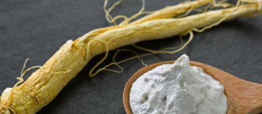 bienfaits du Ginseng pour la peau