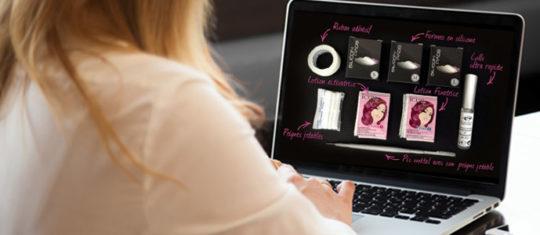 matériel spécial beauté des cils en ligne