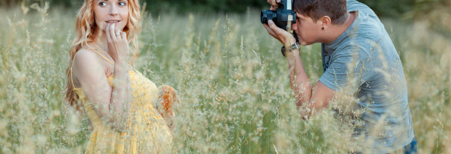 Photographe de grossesse et de nouveau-né