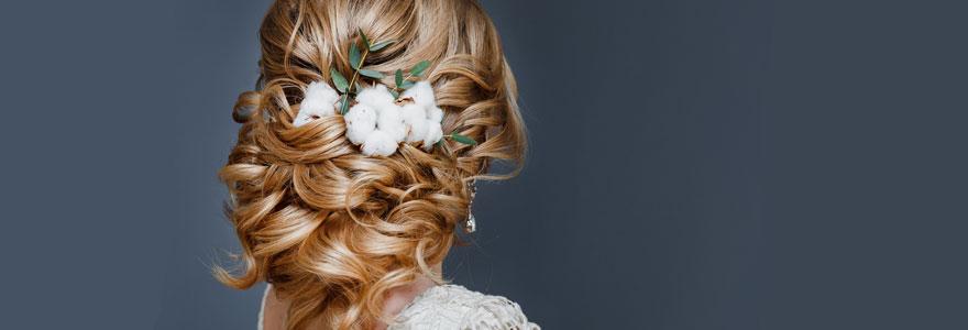 Modèles de coiffures de soirée à faire soi-même